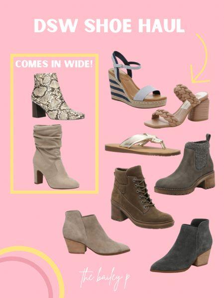 A little fall shoe haul 🤩  #LTKcurves #LTKshoecrush