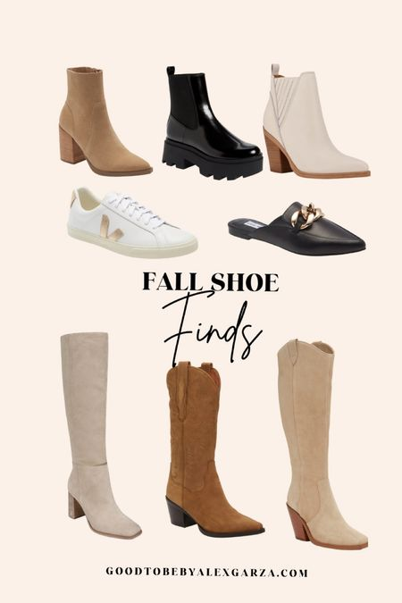 Fall shoes!