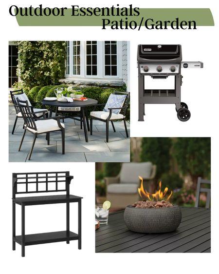 Outdoor Essentials For Garden/Patio  http://liketk.it/3inwQ #liketkit @liketoknow.it