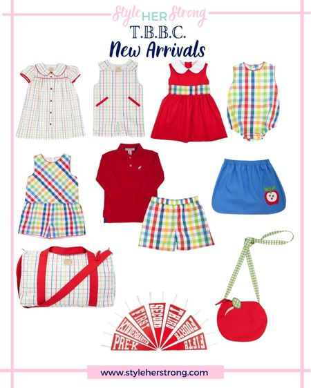 New arrivals at the beaufort bonnet company back to school outfits   #LTKkids #LTKbaby #LTKfamily