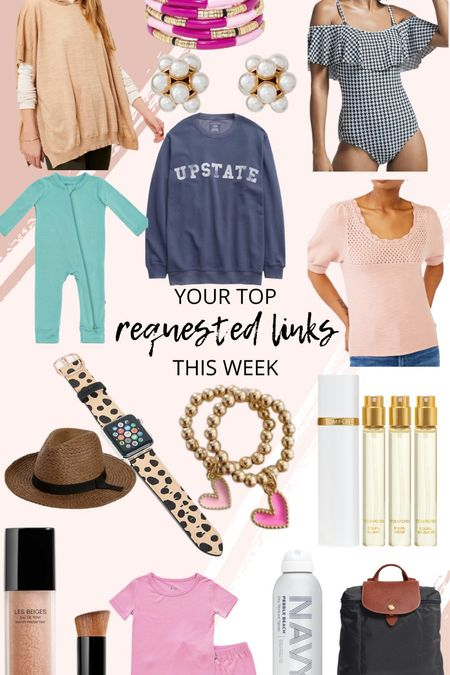 Most requested links this week!