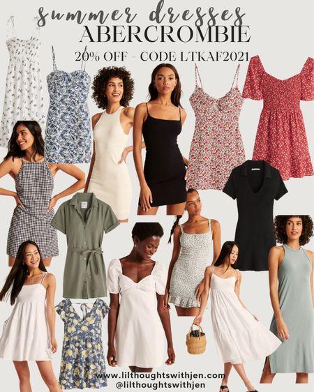 summer dresses http://liketk.it/3hoMb #liketkit @liketoknow.it #LTKsalealert #LTKDay #LTKunder100