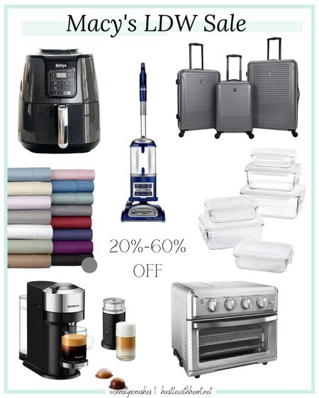 Macy's Labor Day weekend sale, 20%-60% off all home decor, kitchen, home necessities and more   #LTKhome #LTKsalealert