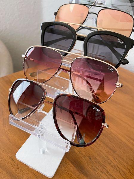 LAST DAY! BOGO Free + free shipping | Quay Sunglasses  #LTKbeauty #LTKstyletip #LTKsalealert