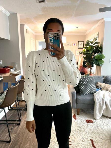 Fall Sweater from Walmart. Under $30.   #LTKSeasonal #LTKHoliday #LTKunder50