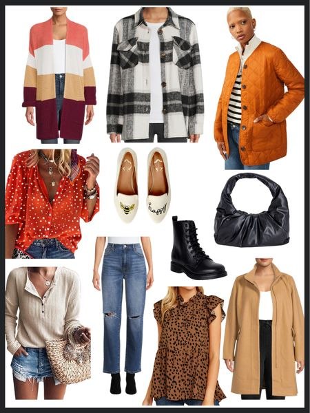 Walmart finds - my favorite recent fashion finds!   Which is your fave?       Walmart finds , fall fashion , fall outfits , cardigans , shacket , sweater , puff sleeve , boots , Walmart fashion , work wear , teacher outfits #ltkshoecrush #ltkstyletip , #ltkholiday    #LTKSeasonal #LTKworkwear #LTKunder50