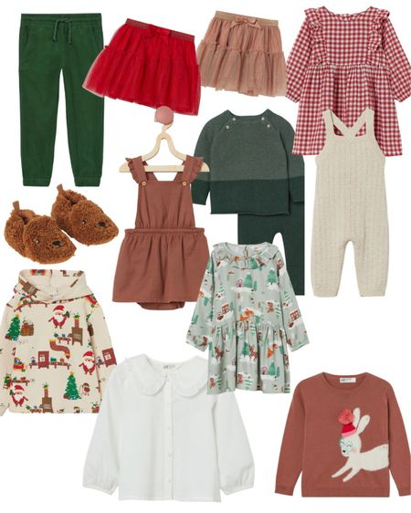 Loving all these new fall clothes for my little girl at H&M!   #LTKSeasonal #LTKkids #LTKstyletip
