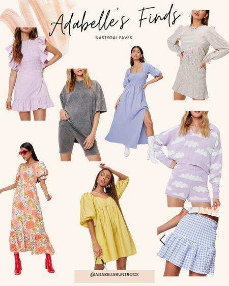 Nastygal summer dresses @liketoknow.it http://liketk.it/3gH9Y #liketkit gingham #LTKunder50 #LTKunder100 #LTKsalealert