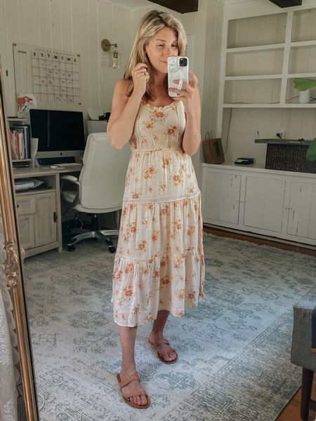 Nursing friendly dress // fits tts