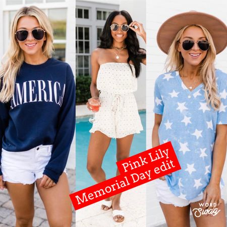 USA, babay! What is your Memorial Day style? Shorts and a lightweight sweater? Sundress or romper? Classic jeans and tee? @liketoknow.it #liketkit #LTKunder50 #LTKunder100 #LTKstyletip http://liketk.it/3fVEw