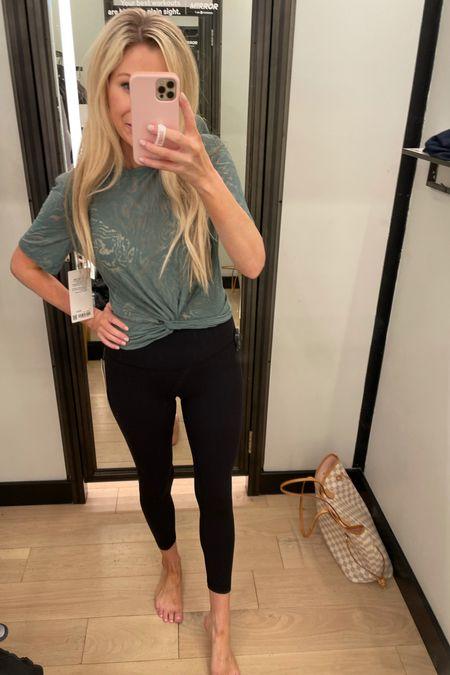 Love this top! Athletic wear  Leggings  Lululemon   #LTKunder100 #LTKSeasonal #LTKstyletip