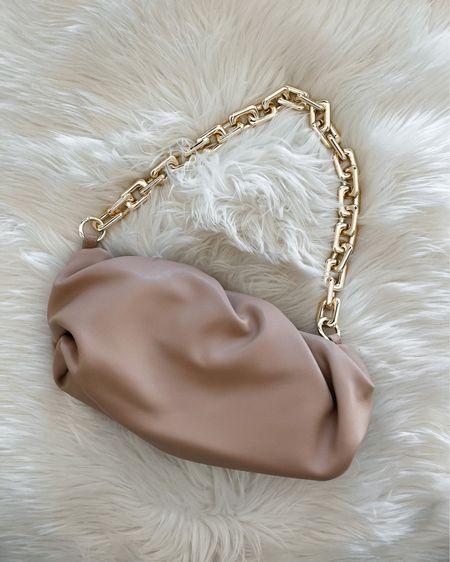 Amazon fashion, Amazon finds, chain pouch handbag #amazonfinds   #LTKunder100 #LTKstyletip #LTKitbag