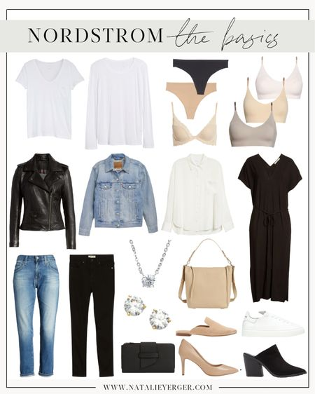 Nordstrom Anniversary Sale 2021 basics and closet staples. These are my NSale 2021 picks that shouldn't ever go out of style & that can be layered with ease throughout the year!   I'm sharing a complete list of my NSale picks by category on NatalieYerger.com today, from fall fashion to beauty, home, and more but here's the best of the Nordstrom Anniversary Sale tees, bras, classic jeans, and other capsule wardrobe essentials. xo!  __________________________________________  nordstrom sale nordstrom anniversary sale picks nordstrom anniversary sale 2021 picks nordstrom anniversary sale n sale  nsale nsale 2021 nsale 2021 picks nsale top picks  nsale sneak  nsale preview nsale top picks  nsale sneak nsale bras nsale leather jacket nsale jean jacket nsale madewell nsale allsaints nsale underwear nsale jeans nsale tshirt  best of nsale nsale jewelry  #nordstrom #nordstromsale #nordstromanniversarysale #nsale #nordstromanniversarysale2021 #nsale2021 #nsalepicks #nsale2021picks #bestofnsale #capsulewardrobe