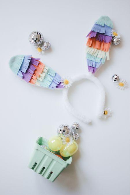 DIY fringe bunny ears 🐰 http://liketk.it/39Xpi #liketkit @liketoknow.it #LTKSeasonal #LTKfamily #LTKkids @liketoknow.it.family