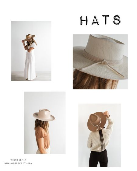So many cute hats! http://liketk.it/3dNia #liketkit @liketoknow.it #LTKstyletip #LTKtravel #hats