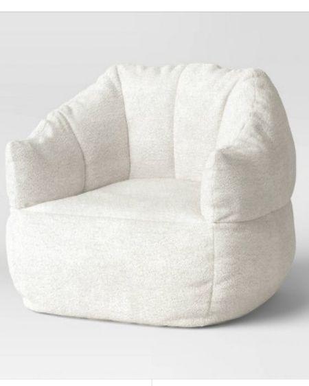 Bean bag chair http://liketk.it/3jRBF #liketkit @liketoknow.it @liketoknow.it.home #LTKsalealert #LTKunder50 #LTKhome You can instantly shop my looks by following me on the LIKEtoKNOW.it shopping app