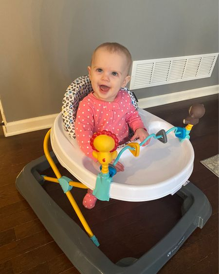 We love our new #babytrend baby walker! Super affordable and available on Amazon! @liketoknow.it.family @liketoknow.it.home #LTKbaby #LTKsalealert #LTKfamily http://liketk.it/37sds #liketkit @liketoknow.it