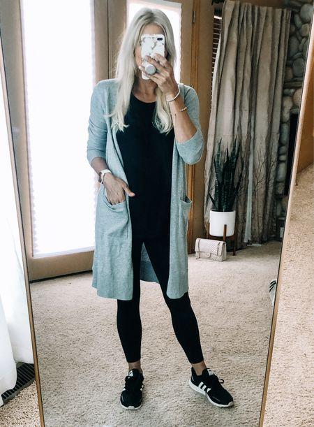 Casual errands outfit. Adidas on sale fully stocked.   #LTKunder50 #LTKstyletip #LTKshoecrush