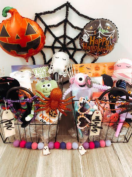 Boo Basket Halloween basket decor Boo Basket fun Halloween target Amazon finds Target finds Toddler Halloween Baby Halloween  Etsy finds    #LTKbaby #LTKfamily #LTKkids
