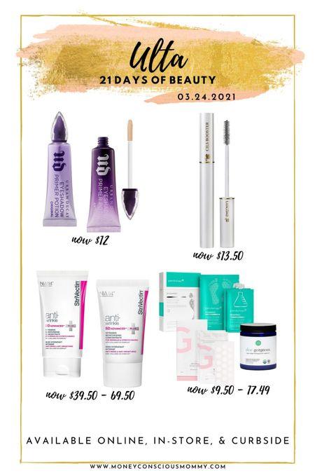 Today's 50% Beauty Steals!    #LTKSeasonal #LTKbeauty #LTKsalealert