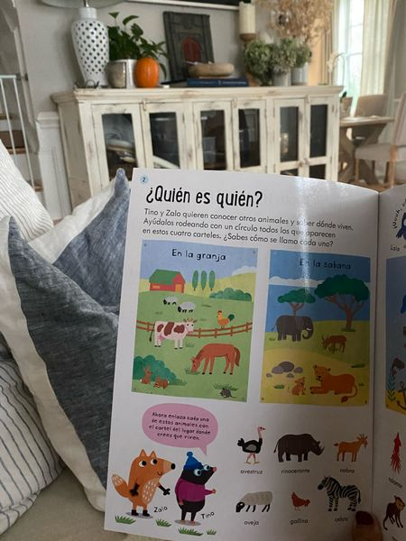 """There wasn't a great selection on Amazon but if you Google """"Usborn dry erase"""" books and """"Usborn libros pizarra"""" lots will come up ☺️  #LTKbaby #LTKfamily #LTKkids"""