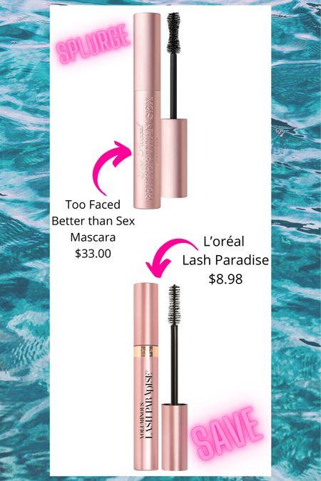 SPLURGE or SAVE!! my favourite mascara doupe!  #liketkit http://liketk.it/3gYqi @liketoknow.it  #mascara #doupe #makeup