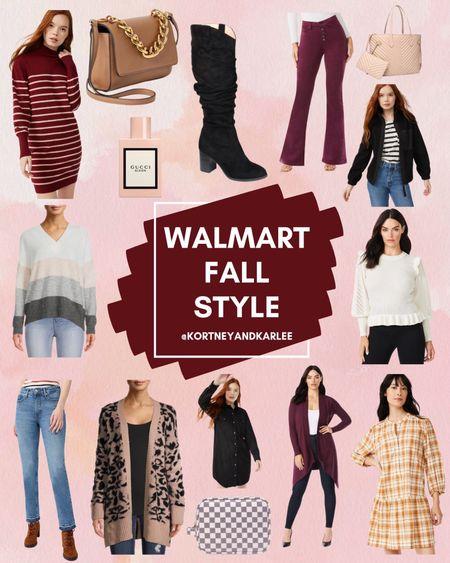Walmart Fall Style!  Walmart finds | Walmart girly things | Walmart beauty | Walmart home finds | Walmart self care | Walmart beauty favorites | Walmart fashion favorites | Walmart must haves | Walmart best sellers | Walmart fall finds | Walmart fall favorites | fall favorites | Walmart fall essentials | Walmart fall must haves | Walmart travel favorites | Walmart travel finds | Walmart travel must haves | Walmart winter finds | Walmart winter favorites | winter favorites | Walmart winter essentials | Walmart winter must haves | Walmart gift guide | Walmart gift ideas | gift guide Walmart | holiday gift guide | Walmart gifts | gift ideas from Walmart | gift guide from Walmart | Walmart fall decor | Walmart fall home decor | Walmart winter decor | Walmart winter home decor | Walmart fall things | Walmart winter things | Walmart Christmas decor | Walmart Thanksgiving decor | Walmart Halloween decor | Walmart Christmas gifts | Walmart Christmas gift guide | Walmart Christmas gift ideas | Walmart vacay favorites | Walmart vacation favorites | Kortney and Karlee | #kortneyandkarlee #LTKGifts @liketoknow.it #liketkit   #LTKunder50 #LTKunder100 #LTKsalealert #LTKstyletip #LTKSeasonal #LTKtravel #LTKshoecrush #LTKhome