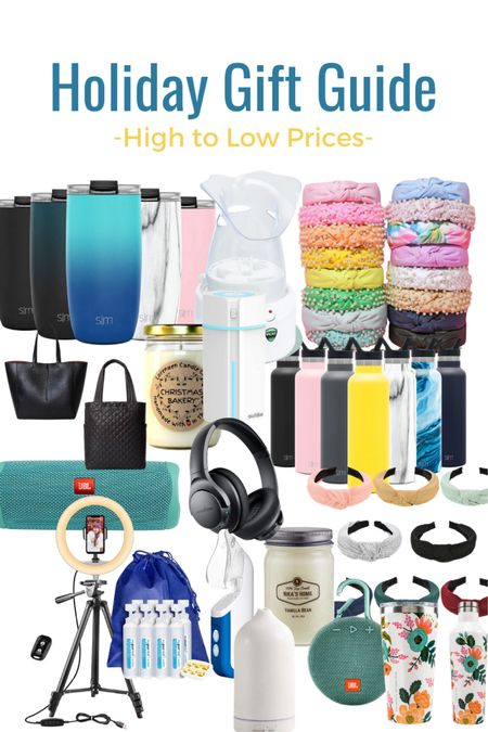 All the LOW price gifts from the High to Low Gift Guide!  http://liketk.it/30BQ0 #liketkit @liketoknow.it