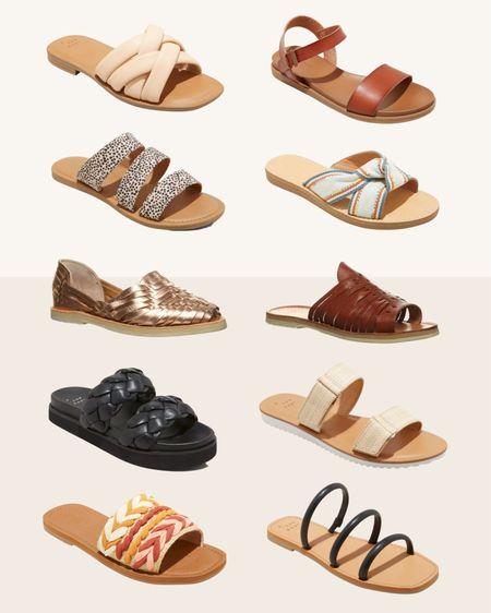 http://liketk.it/3etFV #liketkit @liketoknow.it Super cute Target sandals! 20% off women's shoes.