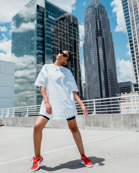 I'm real ferocious, not just a @puma   I spot. I chase it. Simple.   You can tag @puma AND shop this whole look and other @pumawomen dresses in got on MY @liketoknow.it  Just follow me on the LIKEtoKNOW.it shopping app to get the product details for this look and others #liketkit http://liketk.it/3fYjN     _______ #charissestyles #streetstyle #streetwear #pumamodel #newyorkcity #charlotteinfluencer #fashionstylist #atlantafashionstylist #atlantamodel  #LTKunder100 #LTKunder50 #LTKstyletip