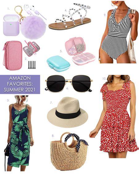 Amazon summer 2021 favorites!   #LTKunder50 #LTKstyletip #LTKGiftGuide