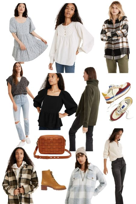 Madewell fall, new arrivals 20% off for insiders
