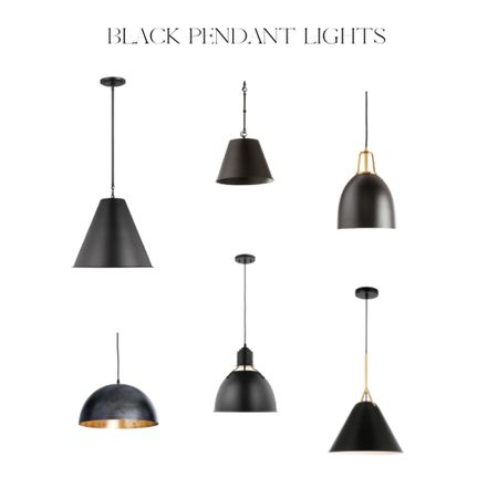Budget-friendly pendant lights I've been eyeing    #StayHomeWithLTK #LTKhome
