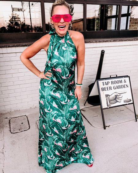 Our sweet friends got married last night & I may have found THE PERFECT dress to wear to a Summer wedding! Can't. Get. Enough! You can instantly shop my looks by following me on the LIKEtoKNOW.it app. http://liketk.it/2CAYj #liketkit @liketoknow.it #LTKshoecrush #LTKspring #LTKstyletip #LTKunder100 #LTKwedding
