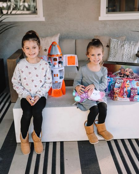 Walmart's top toys for kids chosen by kids for the holidays  Sharing my girls fav from the list and others  Girls clothing runs tts   #LTKkids #LTKHoliday #LTKGiftGuide