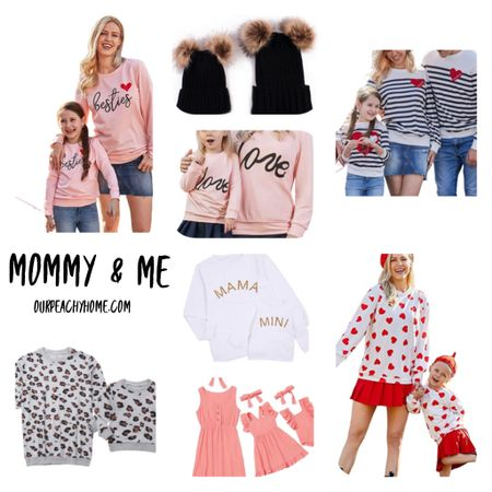 Mommy & Me Style http://liketk.it/36ucV #liketkit @liketoknow.it #LTKSeasonal #LTKVDay #LTKfamily @liketoknow.it.family