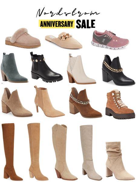 Nordstrom Anniversary sale  Fall boots    #LTKshoecrush #LTKsalealert #LTKunder100