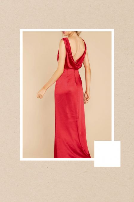 Event dress, silk dress, wedding guest  #LTKfit #LTKunder100 #LTKwedding
