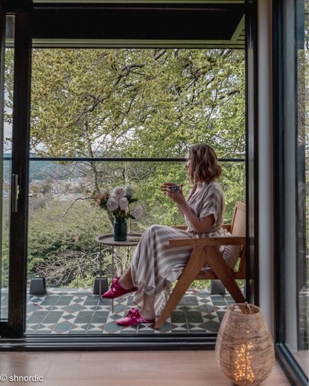 Coffee at my bedroom balcony http://liketk.it/3emX0 #liketkit @liketoknow.it #LTKeurope #LTKunder50 #LTKhome @liketoknow.it.europe @liketoknow.it.home