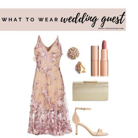 The perfect wedding guest dress!     #LTKitbag #LTKwedding #LTKstyletip