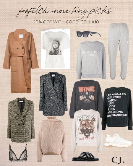 Anine bing sale use code: cella10 for 10% off  #LTKstyletip #LTKsalealert