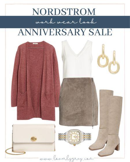 Nordstrom anniversary sale work wear look for fall!   #LTKunder100 #LTKworkwear #LTKsalealert