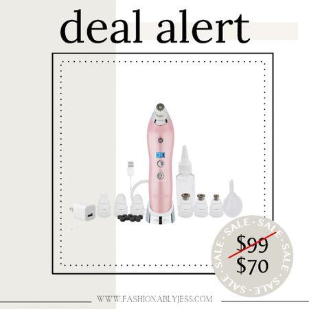 Microdermabrasion kit. Have and love!   #LTKunder100 #LTKsalealert #LTKbeauty