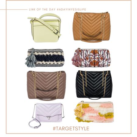 Cute & trendy bags from @target 🎯✨ : http://liketk.it/396G3 #liketkit @liketoknow.it #LTKunder50 #LTKstyletip #LTKunder100