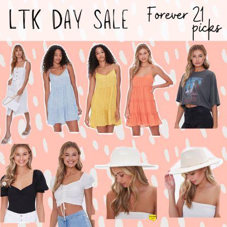 Forever 21 #LTKDaySale top picks! 25% off!   #LTKDay #LTKsalealert #LTKunder50