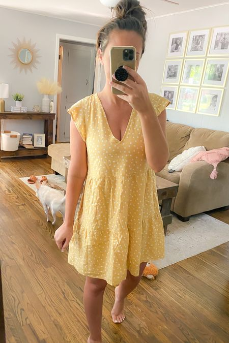 Summer dress, Abercrombie dress, mini dress   #LTKsalealert #LTKstyletip #LTKunder50