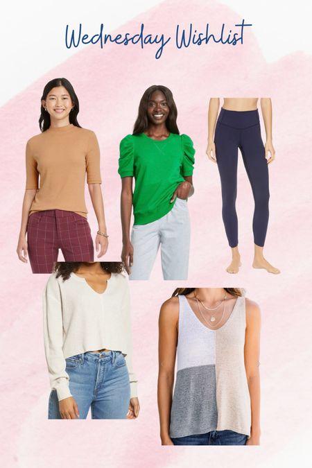 Wednesday Wishlist    #LTKworkwear #LTKsalealert #LTKunder50