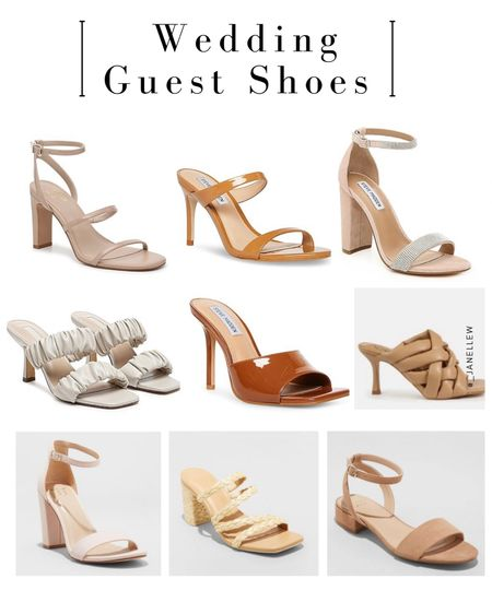 Neutral heels for wedding guests.  Follow me on the LIKEtoKNOW.it shopping app to get the product details for this look and others.  @liketoknow.it http://liketk.it/3hiv9   #liketkit #LTKstyletip #LTKshoecrush #LTKwedding