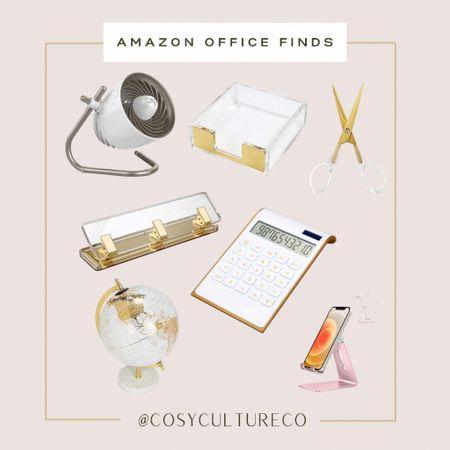 Trendy and chic Amazon office finds!   Canadian / decor   #LTKunder100 #LTKstyletip #LTKworkwear