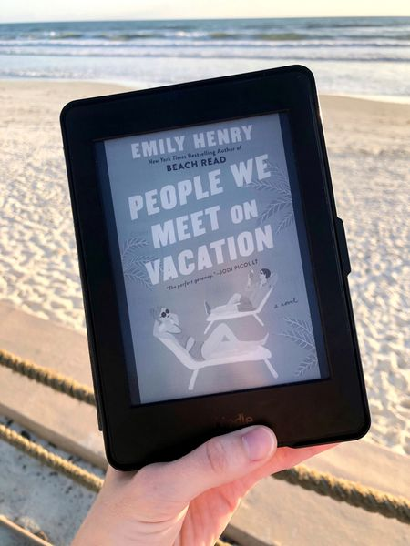 Book recommendation: People We Meet on Vacation   Snag on Amazon today and enjoy a new beach read  #LTKunder50 #LTKGiftGuide #LTKSeasonal